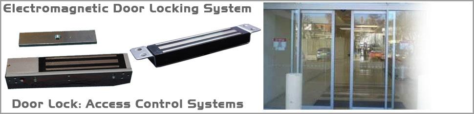 electromagnetic door lock electromagnetic lock electromagnetic ...  sc 1 st  ElectroMagnetic Door Locking System & Electromagnetic Door Locks Manufacturers India.